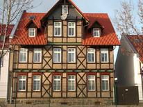 Holiday apartment 481794 for 6 persons in Wernigerode