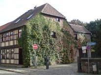 Holiday apartment 482928 for 3 persons in Wernigerode