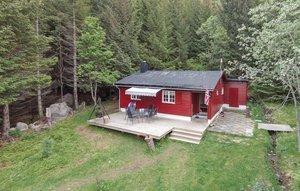 Gemütliches Ferienhaus : Region Nordland für 9 Personen