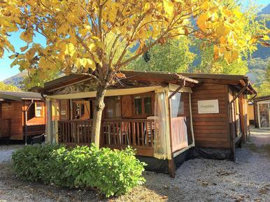 Gemütliches Ferienhaus : Region Porlezza für 5 Personen