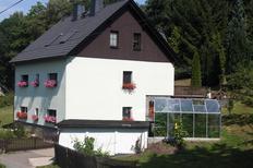Appartement de vacances 489384 pour 2 adultes + 2 enfants , Stollberg im Erzgebirge