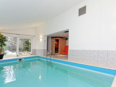 Gemütliches Ferienhaus : Region Sachsen-Anhalt für 12 Personen