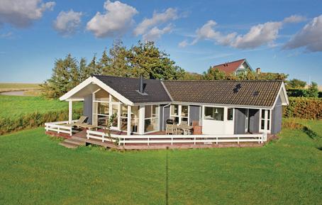 Gemütliches Ferienhaus : Region Seeland für 8 Personen