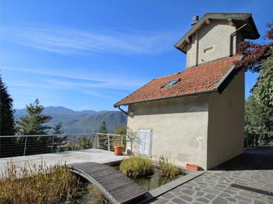 Gemütliches Ferienhaus : Region Oberitalienische Seen für 4 Personen