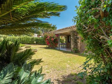 Gemütliches Ferienhaus : Region Villasimius für 4 Personen
