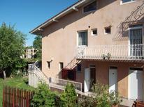 Mieszkanie wakacyjne 5941 dla 5 osób w Balatonföldvar