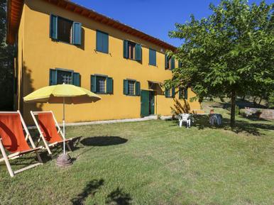 Gemütliches Ferienhaus : Region Vecchiano für 10 Personen