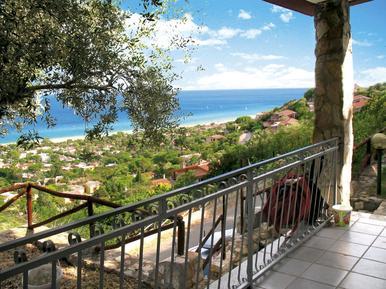 Gemütliches Ferienhaus : Region Sardinien für 10 Personen