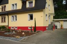 Holiday apartment 601051 for 2 persons in Gengenbach