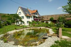 Studio 601089 for 4 persons in Vogtsburg im Kaiserstuhl