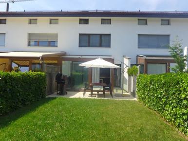 Gemütliches Ferienhaus : Region Genfersee für 8 Personen
