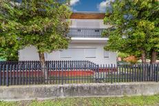 Dom wakacyjny 604421 dla 6 osób w Balatonkeresztúr