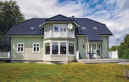 Gemütliches Ferienhaus : Region Rogaland für 12 Personen