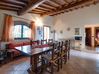 Gemütliches Ferienhaus : Region Vicchio für 4 Personen