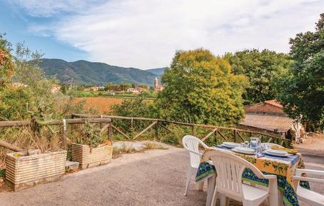 Gemütliches Ferienhaus : Region Vecchiano für 6 Personen