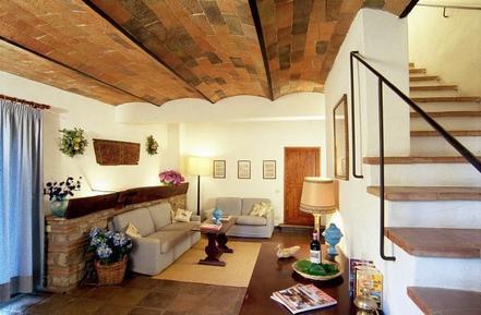 Für 6 Personen: Hübsches Apartment / Ferienwohnung in der Region Barberino Val d'Elsa