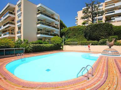 Für 4 Personen: Hübsches Apartment / Ferienwohnung in der Region Nizza
