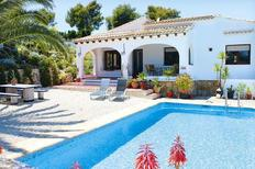 Holiday home 615587 for 4 persons in Moraira