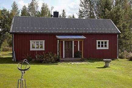 Gemütliches Ferienhaus : Region Nordschweden für 3 Personen
