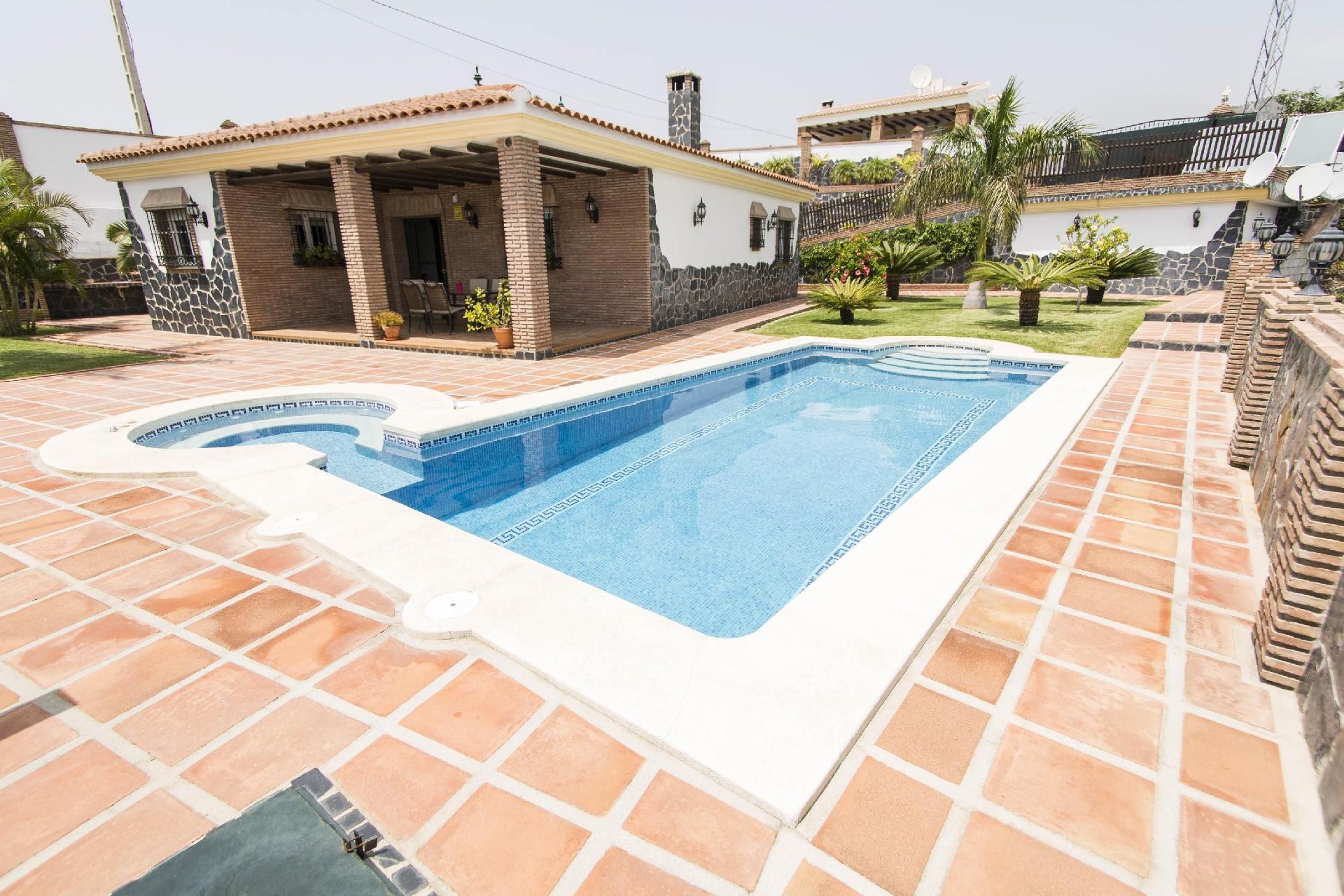 Ferienhaus mit Privatpool für 6 Personen ca.   in Spanien