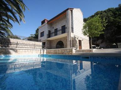 Gemütliches Ferienhaus : Region Dubrovnik für 9 Personen