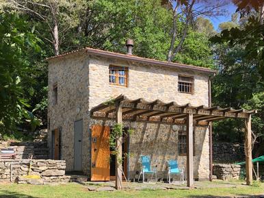 Gemütliches Ferienhaus : Region Ligurien für 5 Personen