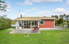 Dom wakacyjny 618077 dla 4 osoby w Øerne