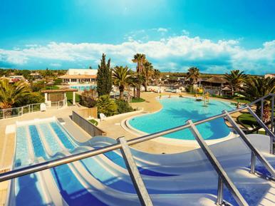 Für 10 Personen: Hübsches Apartment / Ferienwohnung in der Region Languedoc-Roussillon