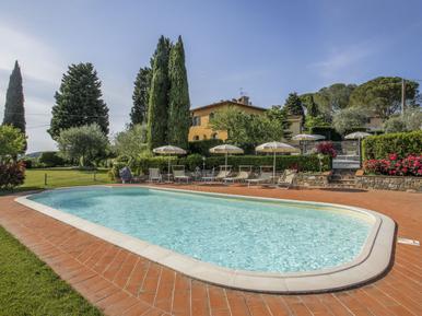 Gemütliches Ferienhaus : Region Impruneta für 4 Personen