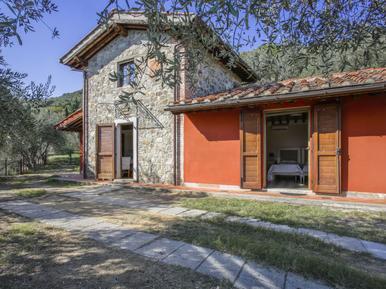 Gemütliches Ferienhaus : Region Montecatini Terme für 4 Personen