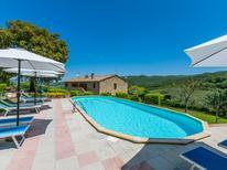 Mieszkanie wakacyjne 618798 dla 6 osób w Volterra