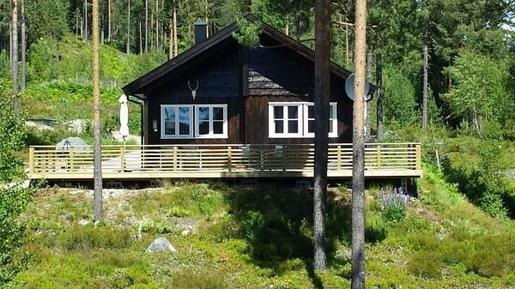 Gemütliches Ferienhaus : Region Gebirgsnorwegen für 8 Personen