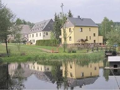 Gemütliches Ferienhaus : Region Erzgebirge für 30 Personen