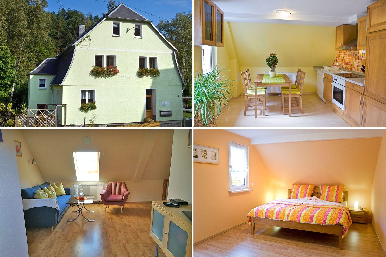 Ferienwohnung für 4 Personen ca. 50 m² i  in Sachsen