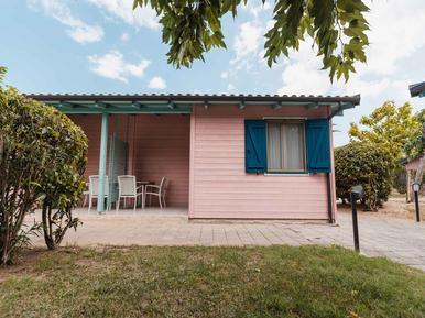 Gemütliches Ferienhaus : Region Adria für 3 Personen