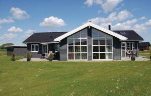 Gemütliches Ferienhaus : Region Alsen für 10 Personen
