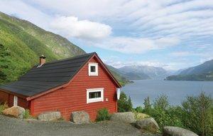 Gemütliches Ferienhaus : Region Hardangerfjord für 7 Personen