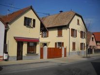 Appartement 622818 voor 4 personen in Kunheim