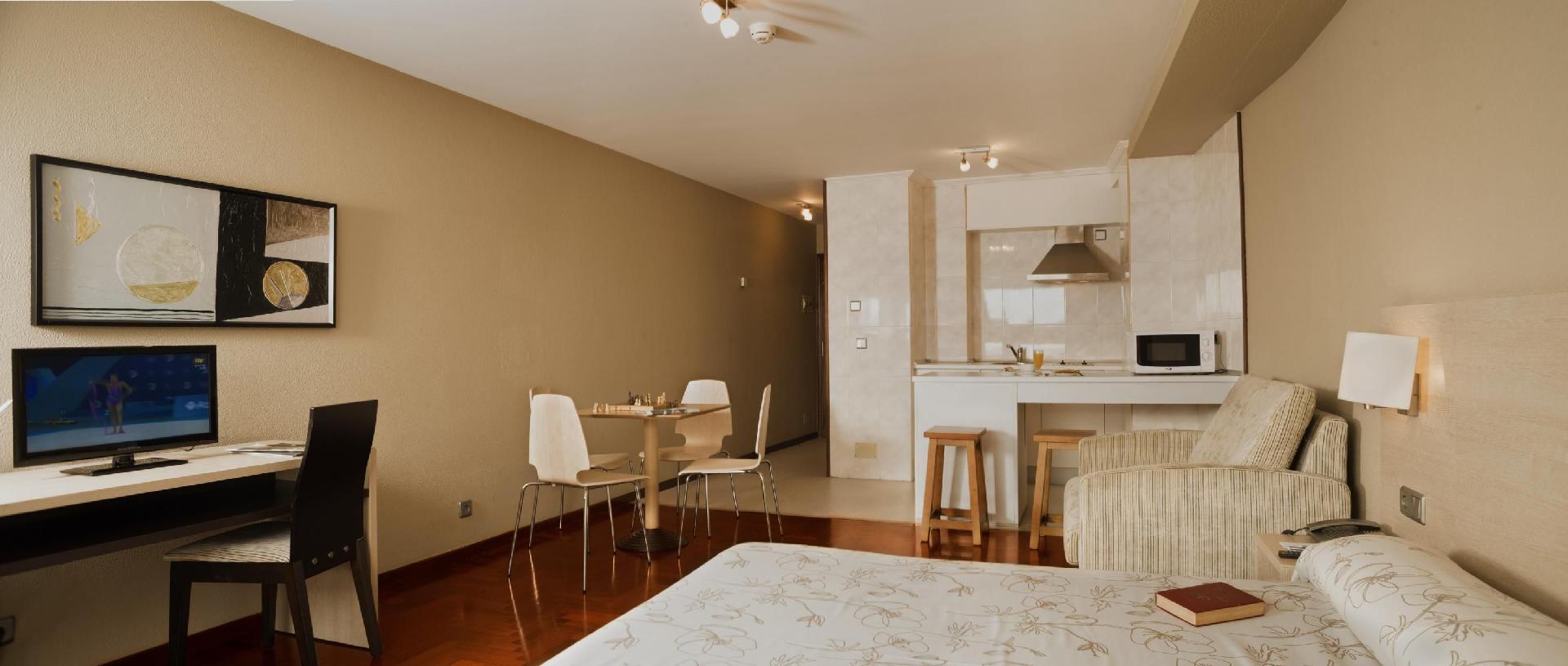 Studio für 3 Personen ca. 25 m² in A Cor   Galizien