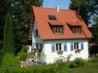 Gemütliches Ferienhaus : Region Allgäu für 7 Personen