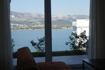 Für 6 Personen: Hübsches Apartment / Ferienwohnung in der Region Trogir