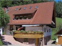 Studio 627708 pour 4 personnes , Bad Rippoldsau-Schapbach