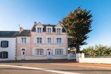 Gemütliches Ferienhaus : Region Bretagne für 14 Personen
