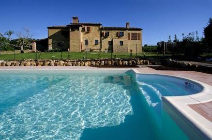 Gemütliches Ferienhaus : Region Gambassi Terme für 6 Personen