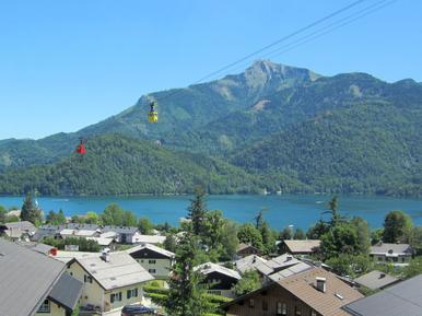 Für 2 Personen: Hübsches Apartment / Ferienwohnung in der Region Wolfgangsee
