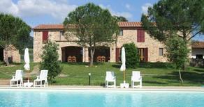 Ferienwohnung 634103 für 10 Personen in Civitella Marittima