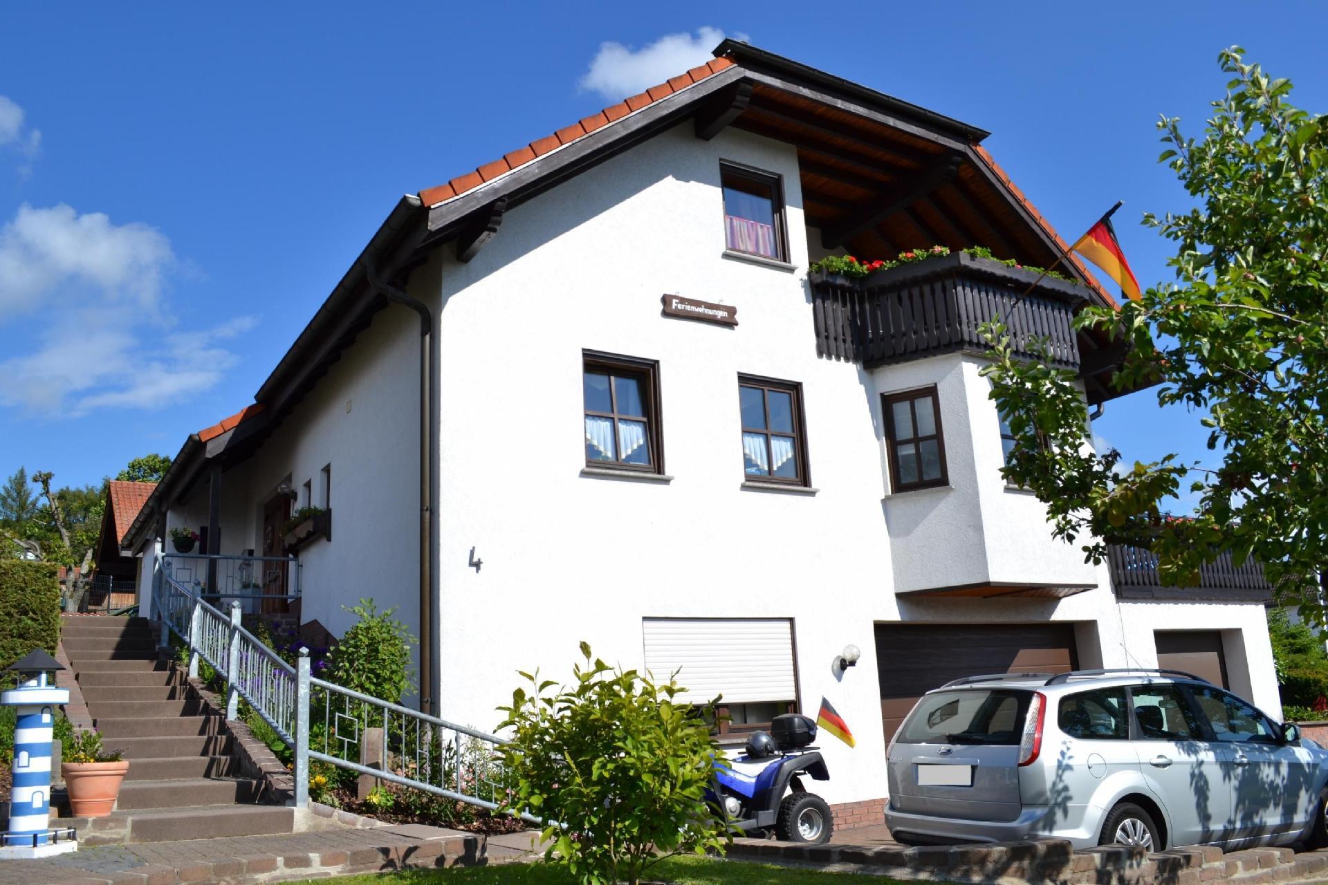 Ferienwohnung für 4 Personen ca. 50 m² i  in Hessen