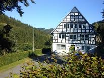 Mieszkanie wakacyjne 638513 dla 3 osoby w Schmallenberg-Rehsiepen