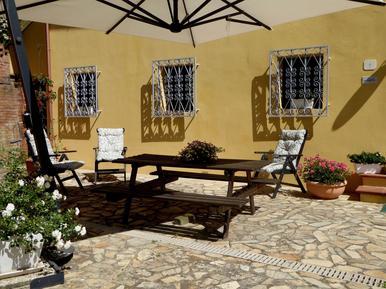 Gemütliches Ferienhaus : Region Vicopisano für 13 Personen