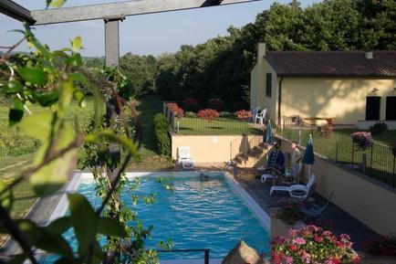 Für 4 Personen: Hübsches Apartment / Ferienwohnung in der Region Gambassi Terme